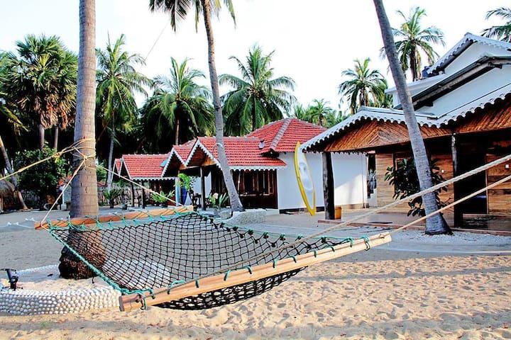 Kite Surfing Beach Resort AC Room 1