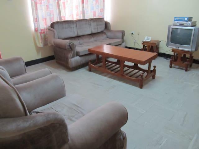 NCPA Guest House Nakuru, inside Centre of Hope - 나쿠루 - 단독주택
