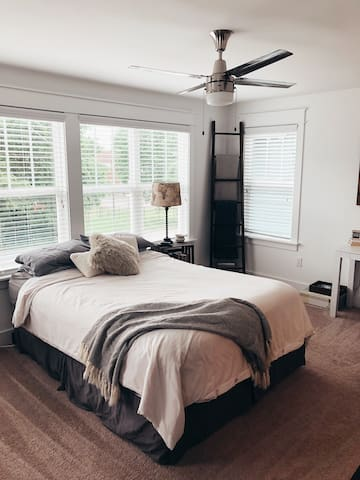 Nashville's Cozy Modern Home | Private Bed + Bath