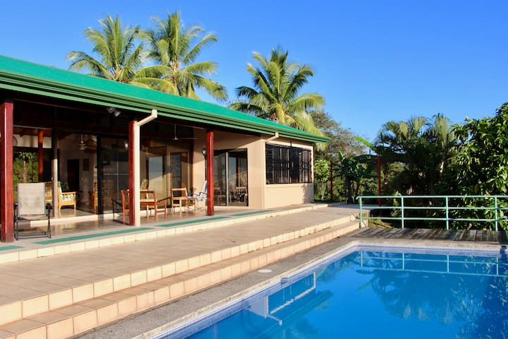 Casa Kilimanjaro: Nature, Amazing Views & 6 Acres!