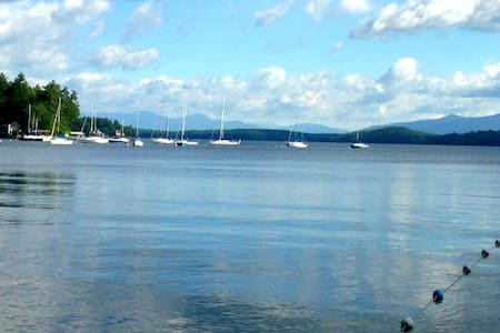 Getaway at beautiful Lake Winnipesaukee!!