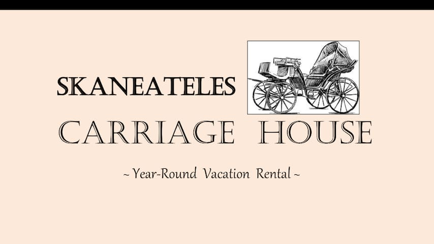 Skaneateles Carriage House - Skaneateles - Byt