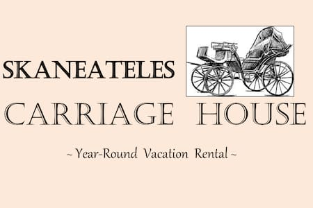 Skaneateles Carriage House - Skaneateles - 아파트