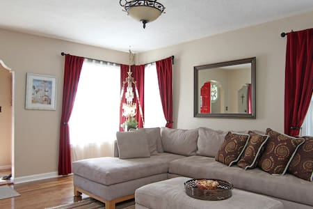 Super Clean & Cozy, Great Location! - Salt Lake City - Maison