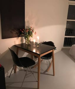 Accommodation in the hip and trendy city centre - Kopenhagen - Bed & Breakfast