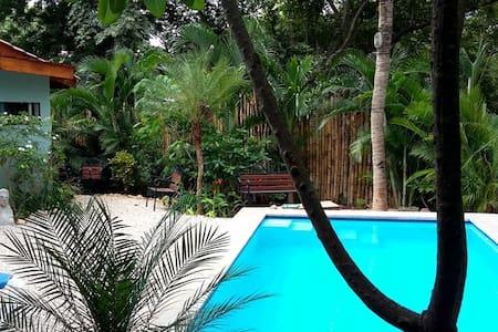 Casa de Mañana - Villa with PRIVATE POOL :) - Playa Junquillal - วิลล่า