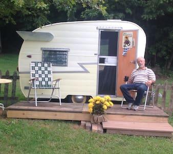 Shasta vintage camper! - Ház