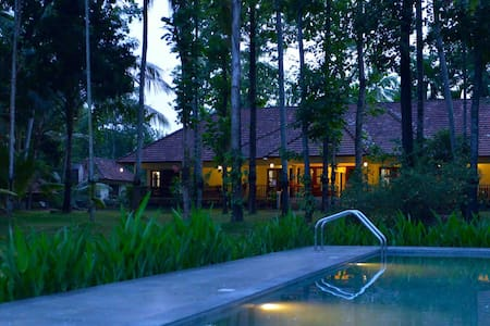 Luxury Homestay near Cochin Backwaters - Ernakulam