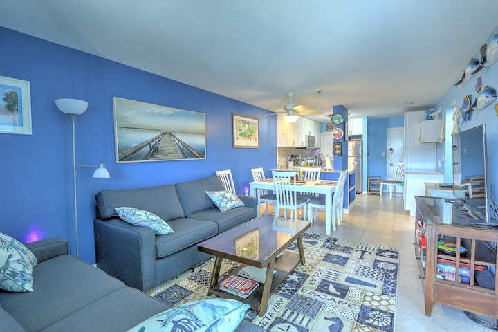 NEW LISTING! Hilton Head ahhhh...Newly Remodeled Two Bedroom Condo With Great Views!