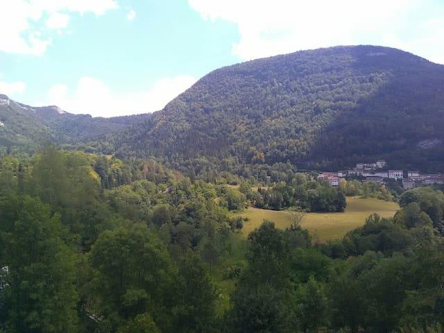 Weekend in mountaine - Haut Jura - AP 40m²