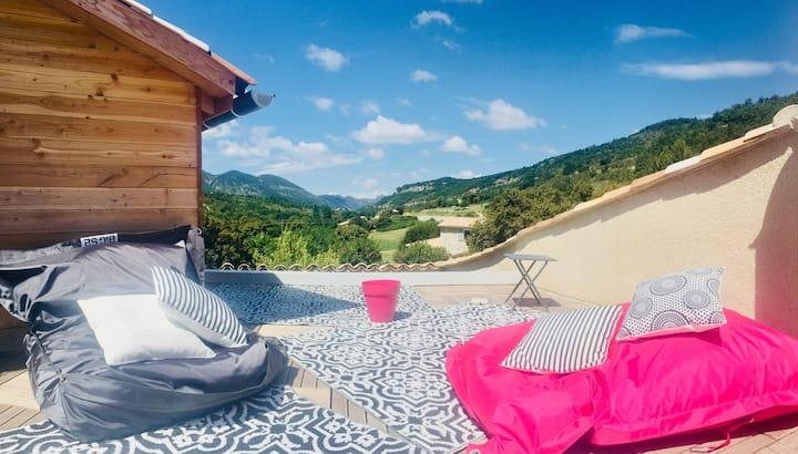 Perchoir provençal