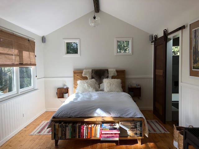 Miri Miri cottage - a cosy forest getaway