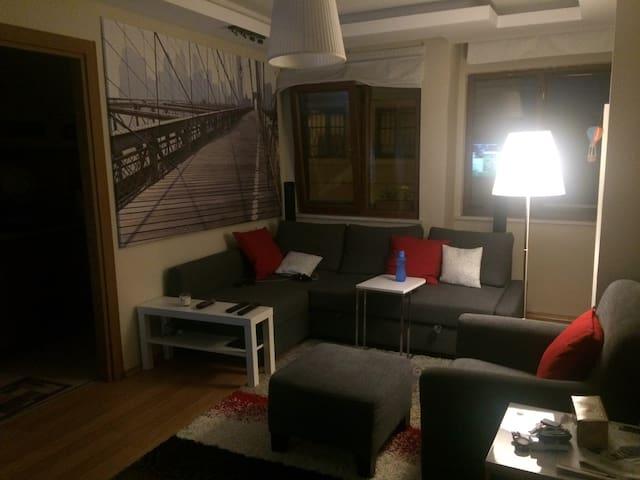 2+1 Golden Horn Flat - Istanbul - Appartamento