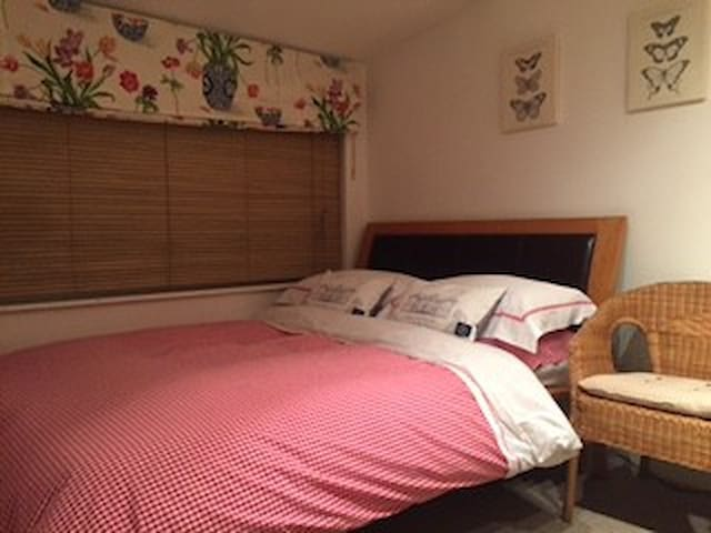 Double en-suite room, close to Lancaster Uni - Lancaster