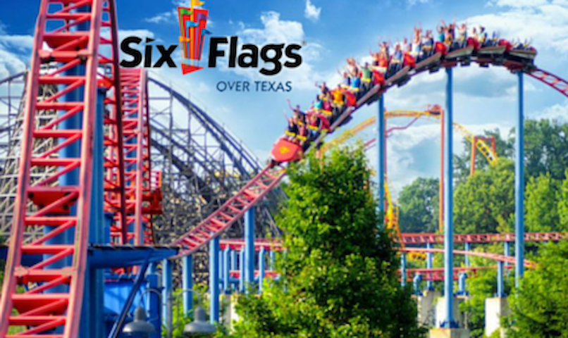 Fresh new roller coasters are added all the time ensuring you'll always find new thrills at Six Flags Over Texas, just minutes from the house!