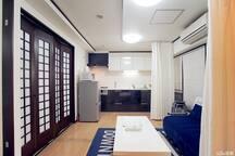 大客厅加厨房1