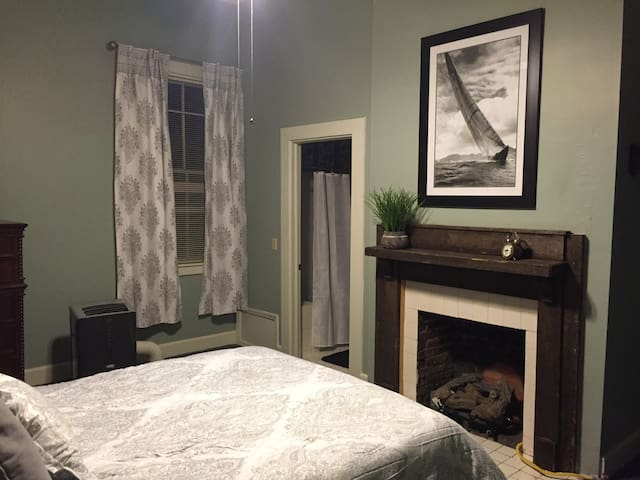 Quiet, Private Room in Historic Augusta Home(#11)