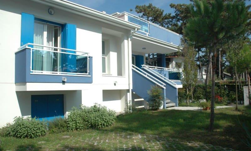 Villa Stellamare - modern house with nice garden - Lignano Sabbiadoro - Villa