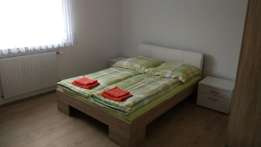 Doppelzimmer modern, schön und hell - Reutlingen - Casa