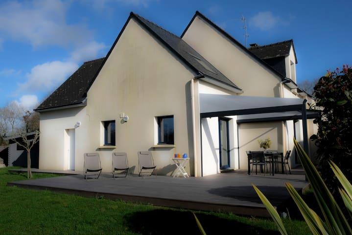 Maison résidentielle 3* - Golfe du Morbihan (56)
