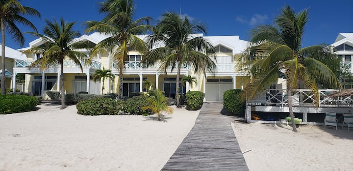 Stunning Little Cayman 3 Bedroom Beach Townhouse