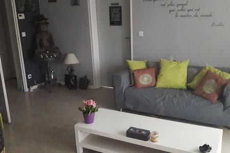 Appartement à 5 min de la gare lille Europe - Lille - Apartment