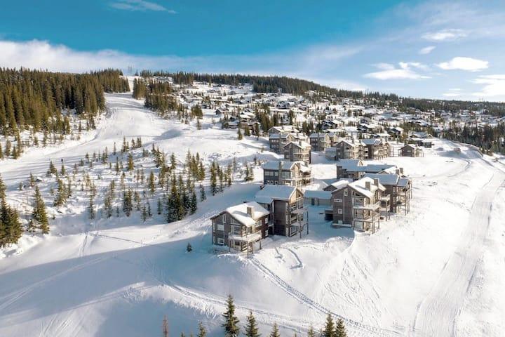 Toppleilighet Hafjell - Ski inn/ut - 4 soverom