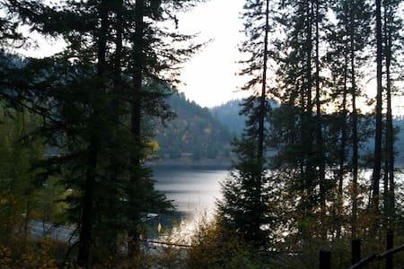Hayden Lake Serenity Cove - Hayden