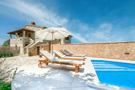 Villa Norma - Rosini, Istria - Croatia - Stranići kod Nove Vasi - วิลล่า