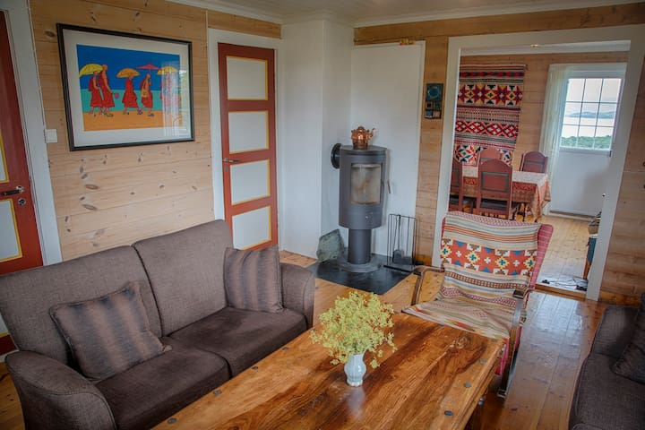 Renting the house in the winter? You may want to use the fire place!