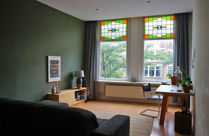 Privé-appartement in Rotterdam West