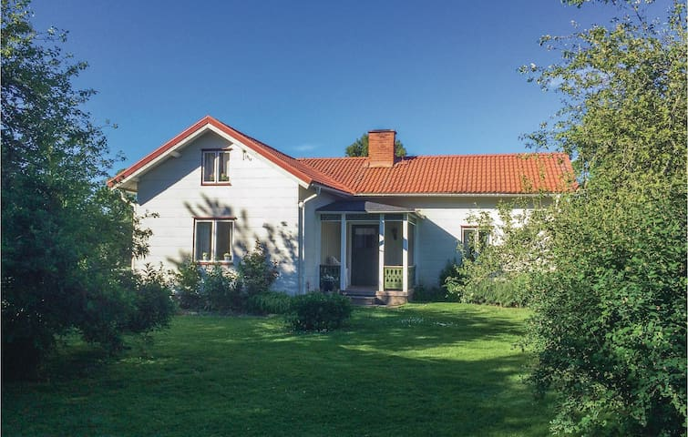 Holiday cottage with 1 bedroom on 68 m² in Lidköping