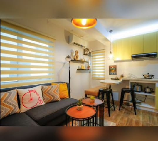 NEW&AFFORDABLE 2BR LOFT @ THE FORT BGC!