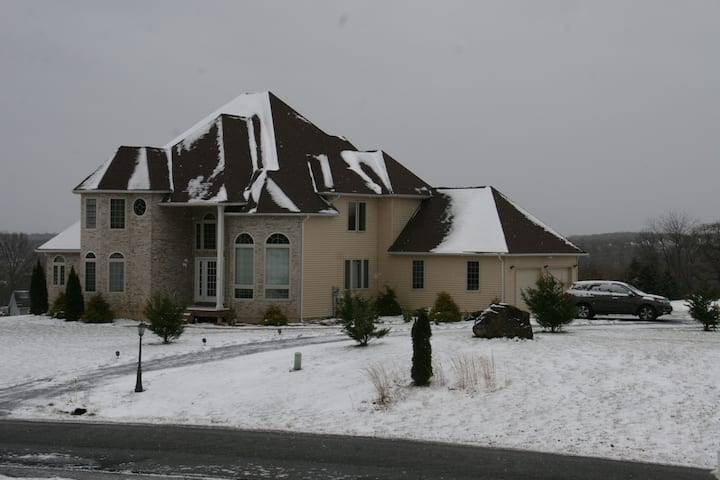 Luxury Château Style Home