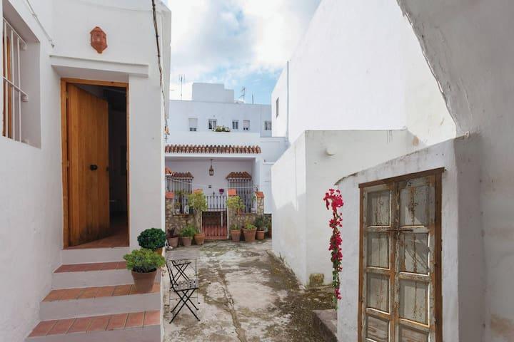 Casa - estudio con encanto en el centro Vejer - Vejer de la Frontera - Haus