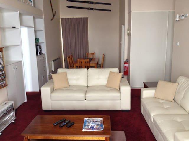Chez Jean 2 Bedroom Apartment U/7 - Perisher Valley - Apartamento