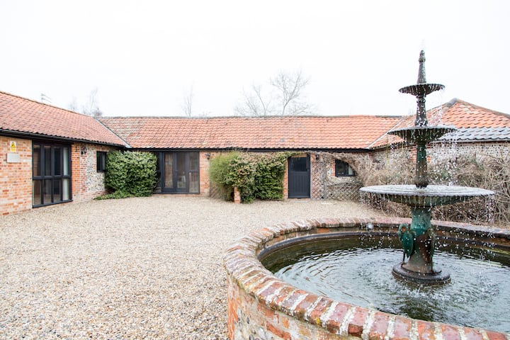 3 Bed Barn Holiday Cottage