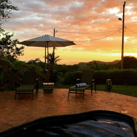 Vivir en el Tropico 4 - Ojochal - Bed & Breakfast