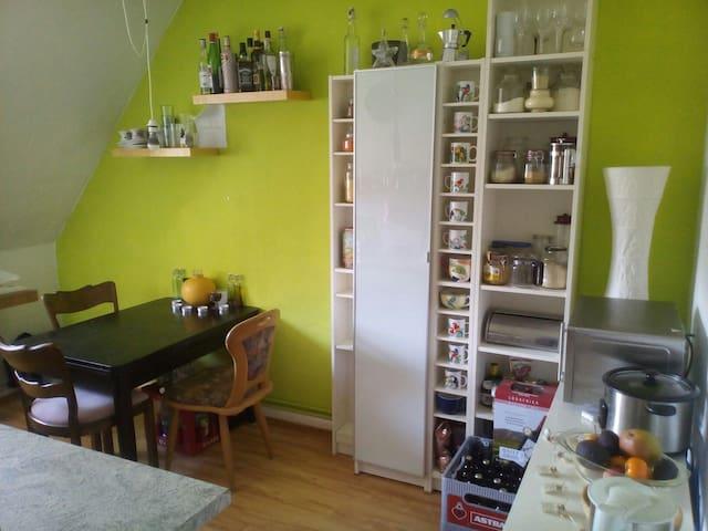 Gemütliche Wohnung in Lüneburger Innenstadt