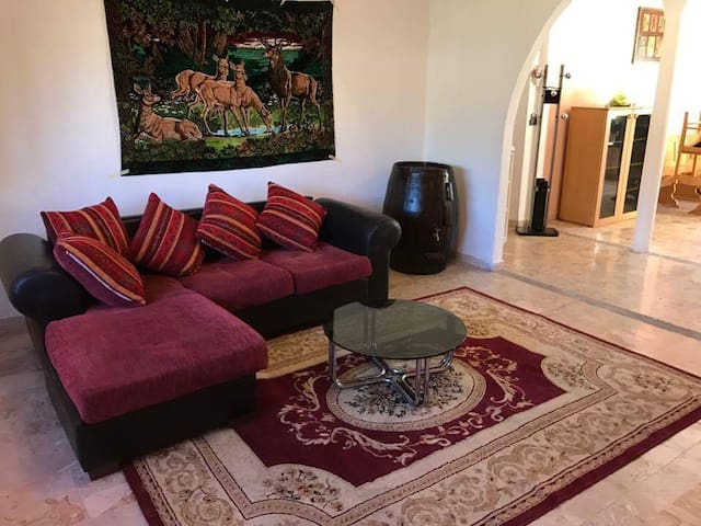 Appartamento 130 mq nel cuore verde d'Italia