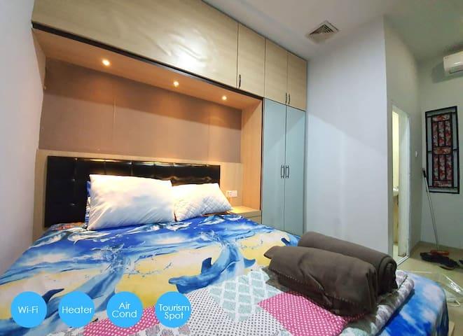 81 homestay - Suite 02 Penuin - BCS & Grand Batam