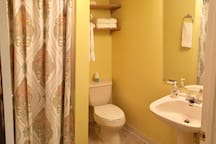 3/4 Bathroom