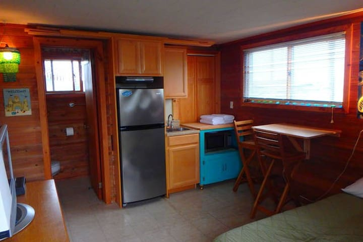 Bay view Studio/Condo in Ocean Bay Park - Ocean Beach - Condominium
