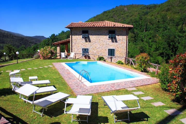 Villa Gabrielli - Private Pool - Personal Gym