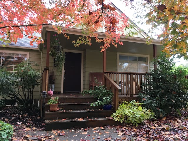 Cozy Apartment-Right By U of O-Great Neighborhood! - Eugene - Apartment