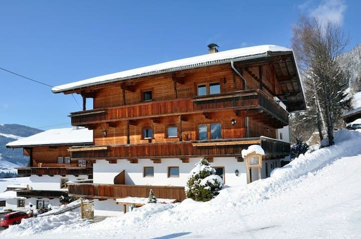 Haus Erlenhof Apartment Niederlande - Alpbach