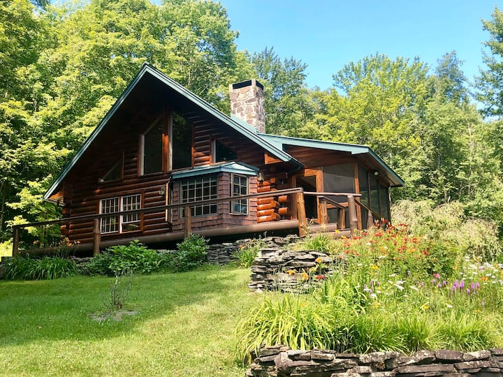 Vida Cabin - enough space to breathe and recharge