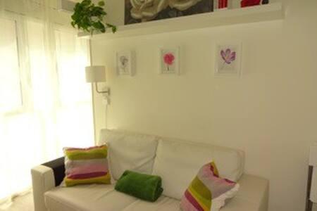 Apartamento luminoso y tranquilo. - Barcelona