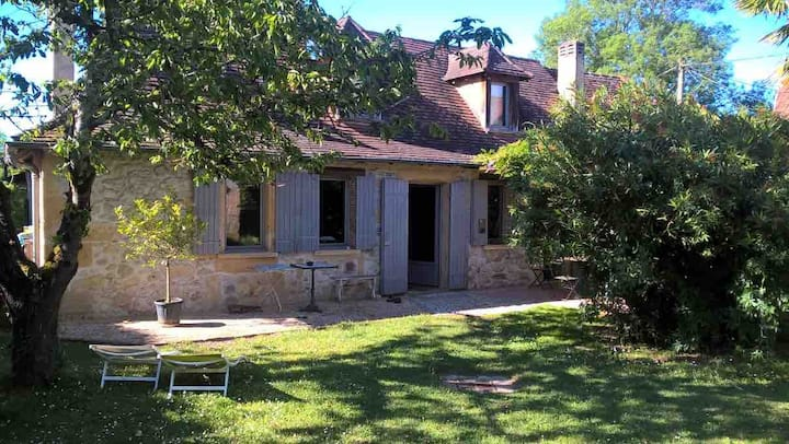Roue libre coté Dordogne