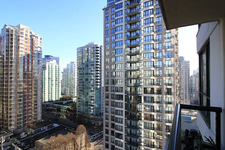 1 Bed+den in the heart of Yaletown - Vancouver - Apartment